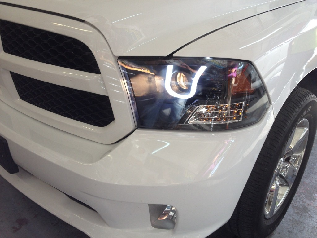 Custom truck lighting